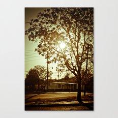 NewMexicoSun Canvas Print