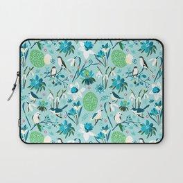 Finally Easter! [blue'n rose] Laptop Sleeve