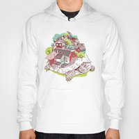 the neighbourhood Hoodies featuring Tur-Town by Yoshi Andrian