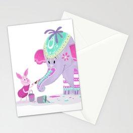 The Heffalump Stationery Cards