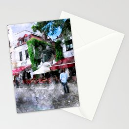 Cracow art 18 #cracow #krakow #city Stationery Cards