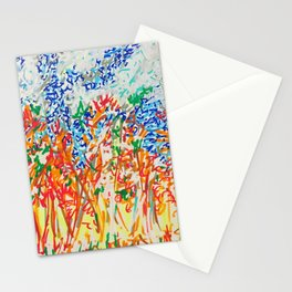Caeul's outono Stationery Cards