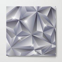 Diamond 01 Metal Print