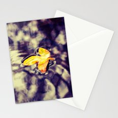 Rain pool Stationery Cards