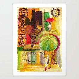 Guadalajara Art Print