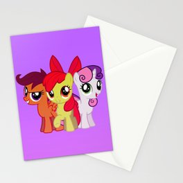 My Little Pony: Cutie Mark Crusaders Stationery Cards