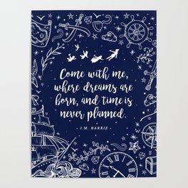 Where dreams are born Poster