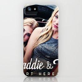 MADDIE TAE START HERE TOUR DATES 2019 MAWAR iPhone Case