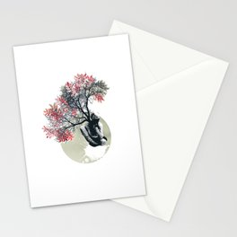 Milky weed Stationery Cards