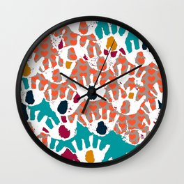 OeyeC  Wall Clock
