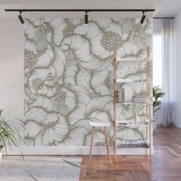 ABSTRACT CATUSES Wall Mural