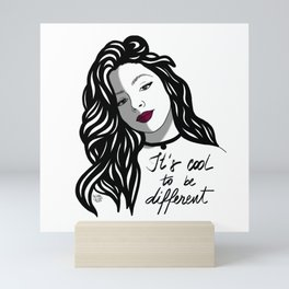 Penelope - Love Yourself Collection Mini Art Print
