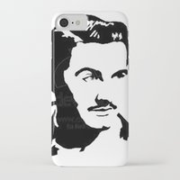 ed sheeran iPhone & iPod Cases featuring Ed Wood by b & c