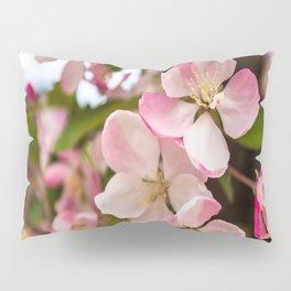 Spring Blooming Pillow Sham
