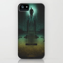 Music is the way iPhone Case