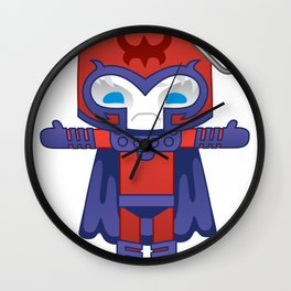 MAGNETO ROBOTIC Wall Clock