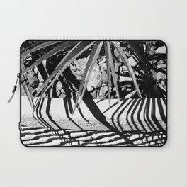 Tropical Plant, Barcelona, Spain Laptop Sleeve