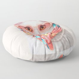 FASHION CAT Floor Pillow