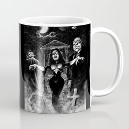 Vampira Plan 9 Coffee Mug
