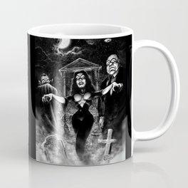 Vampira Plan 9 Coffee Mug