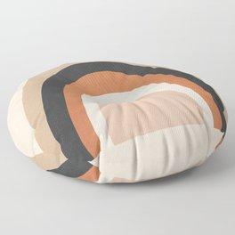 Rainbow Floor Pillow