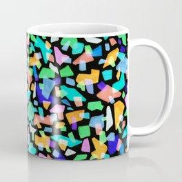 Neon Terrazzo Coffee Mug