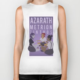 Azarath Metrion Zinthos Biker Tank