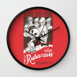 Rubacava Wall Clock