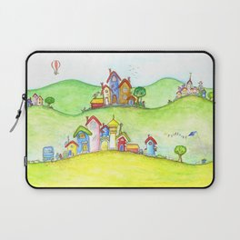 The hills Laptop Sleeve