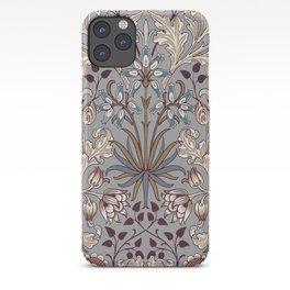 William Morris Hyacinth iPhone Case