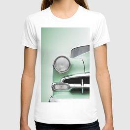 US American classic car 1954 Bel Air Powerglide T-shirt