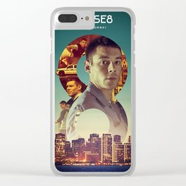 Sense8 Will Gorski Poster Clear iPhone Case