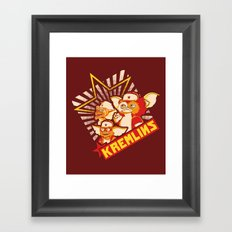 Kremlins Framed Art Print