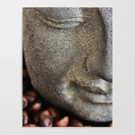 Coffee Buddha 4 Poster