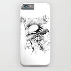 Martian Wintertime iPhone 6 Slim Case