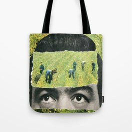 Cultivate Your Mind Tote Bag