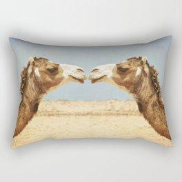 Love and Affection Rectangular Pillow