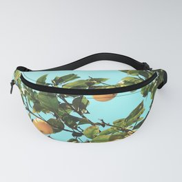 Summer Orange Tree Fanny Pack