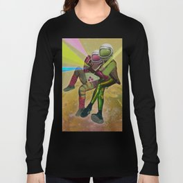 For a Handful of Stars / Universo Carnaval Long Sleeve T-shirt