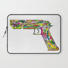 Raygun #5 Laptop Sleeve