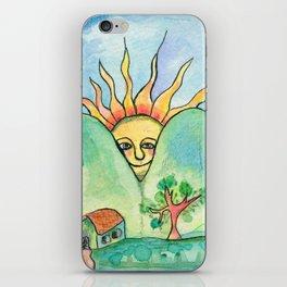 Whimsical World iPhone Skin