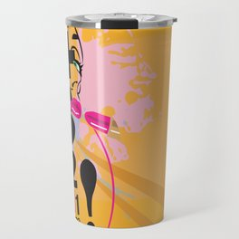 Tears of a Clown Travel Mug
