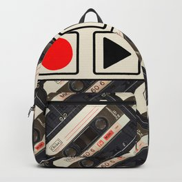 PLAY/PAUSE Backpack