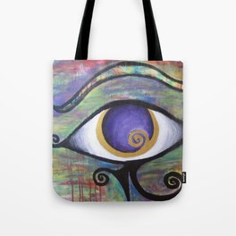 Eye Of Horus Tote Bag