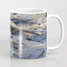Dried Fish Coffee Mug