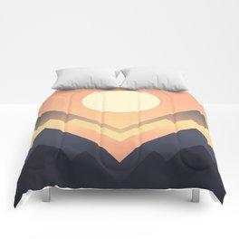 The Sun Rises Comforters
