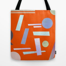 Geometry 2 Tote Bag