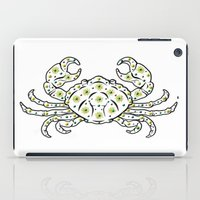 cancer iPad Cases featuring Cancer by Müge Başak