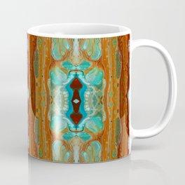 aqua 3 Coffee Mug