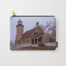 White River Light Station Lake Michigan Lighthouse White Lake Carry-All Pouch